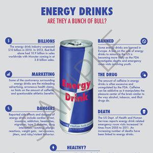 Energy Drinks Infographic